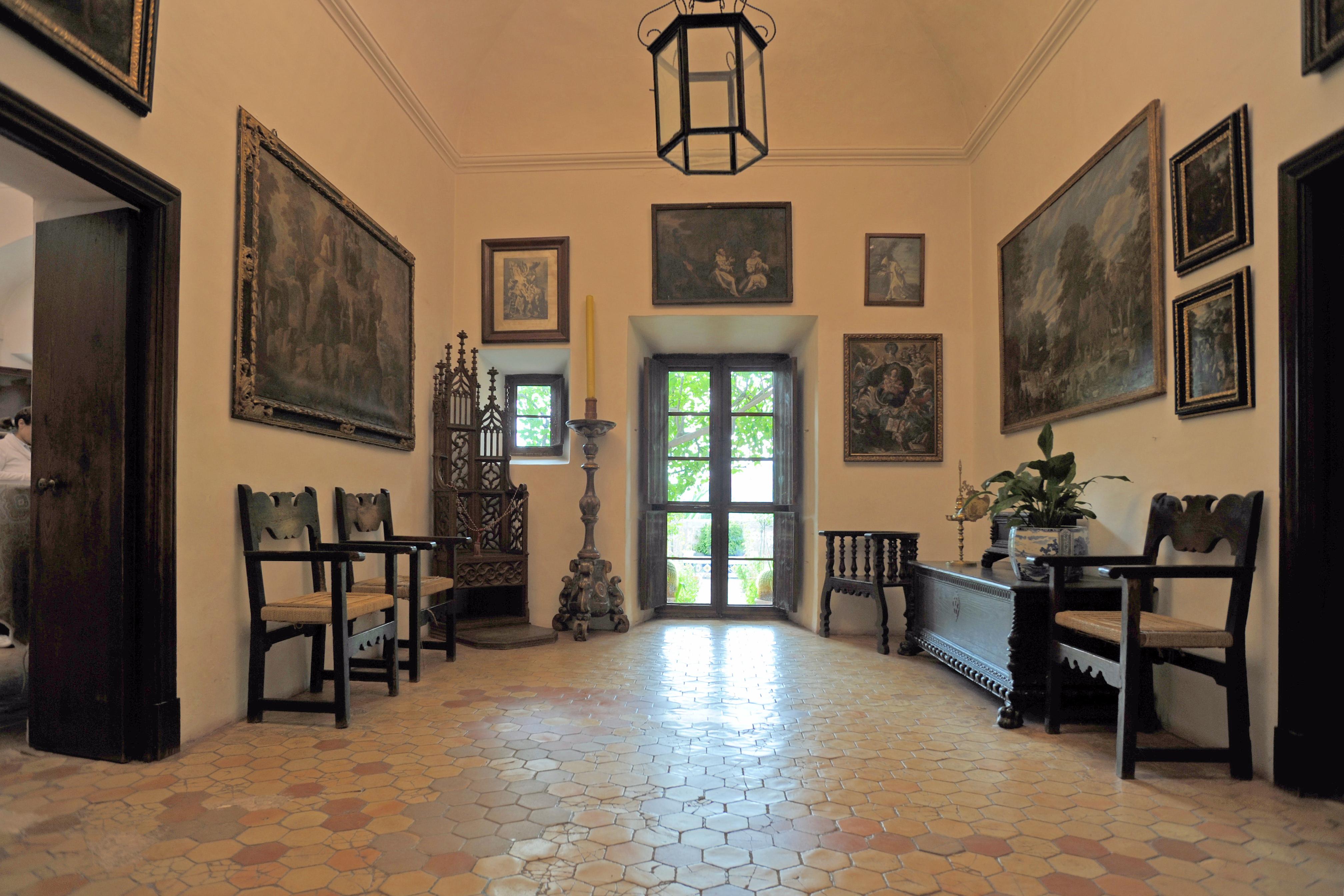 Het kartuizerklooster van valldemossa in majorca - Kamer van brood ...