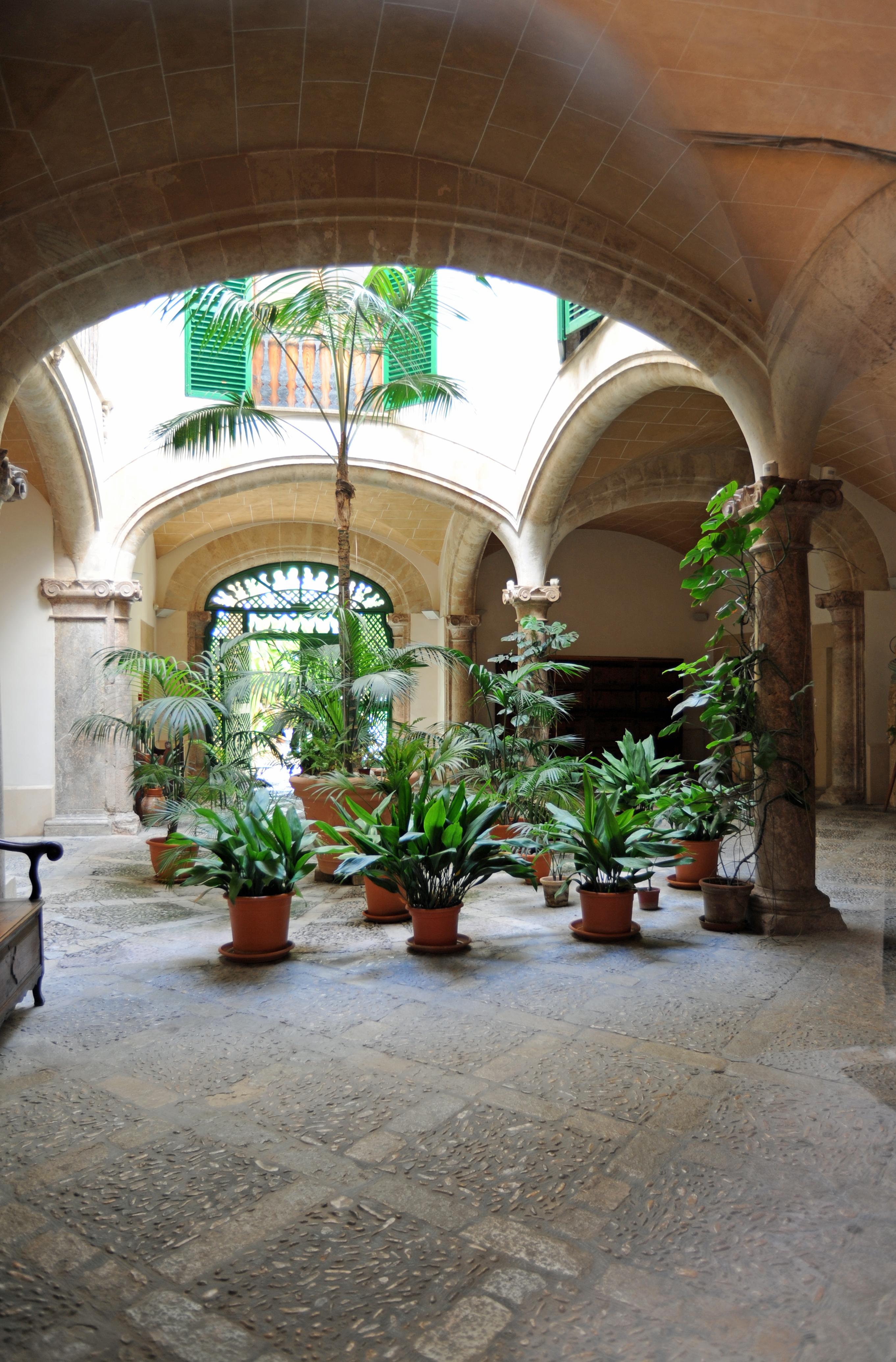 La vecchia citt di palma di maiorca il quartiere della for Palma di san pietro