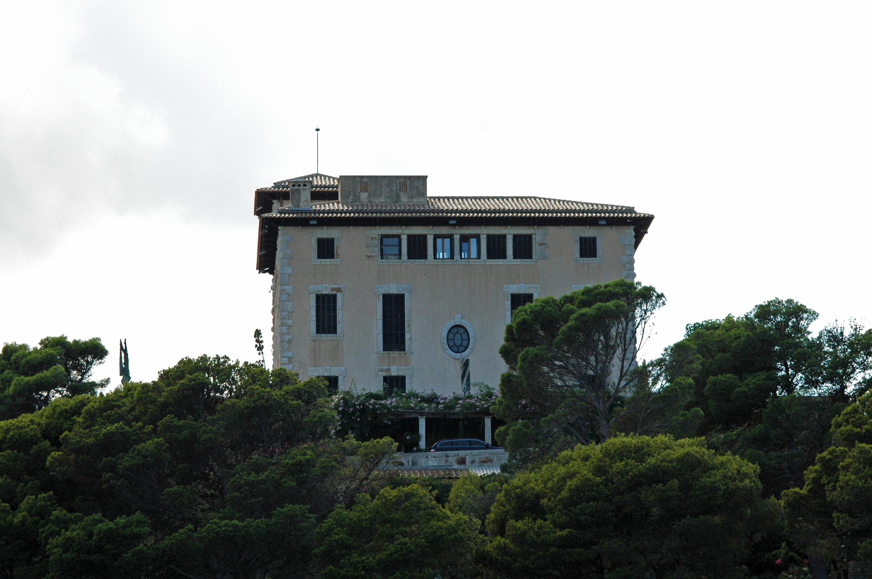 El pueblo de Cala Rajada en Mallorca - Sa Torre Cega