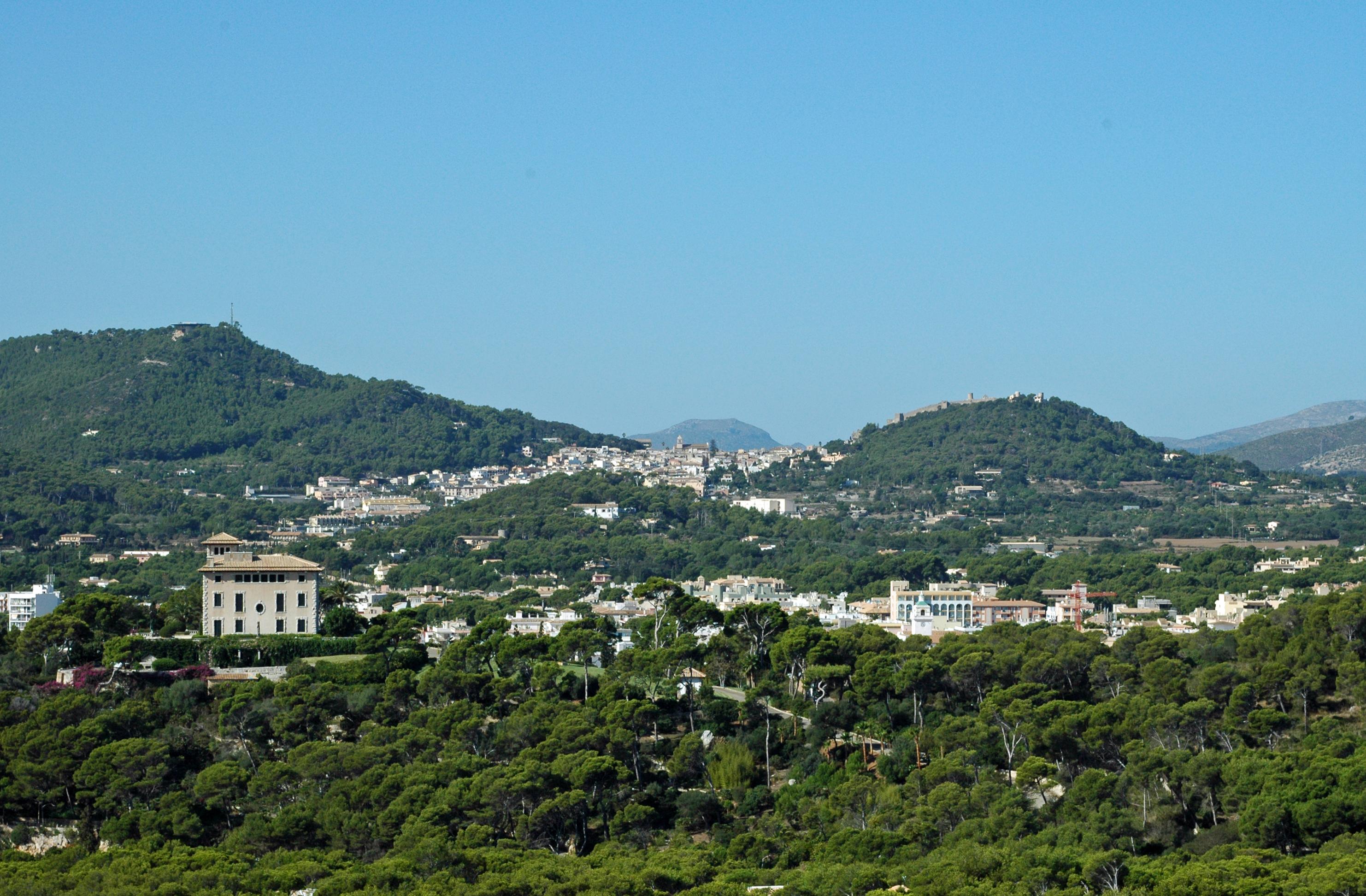 Le village de Cala Rajada à Majorque - Sa Torre Cega