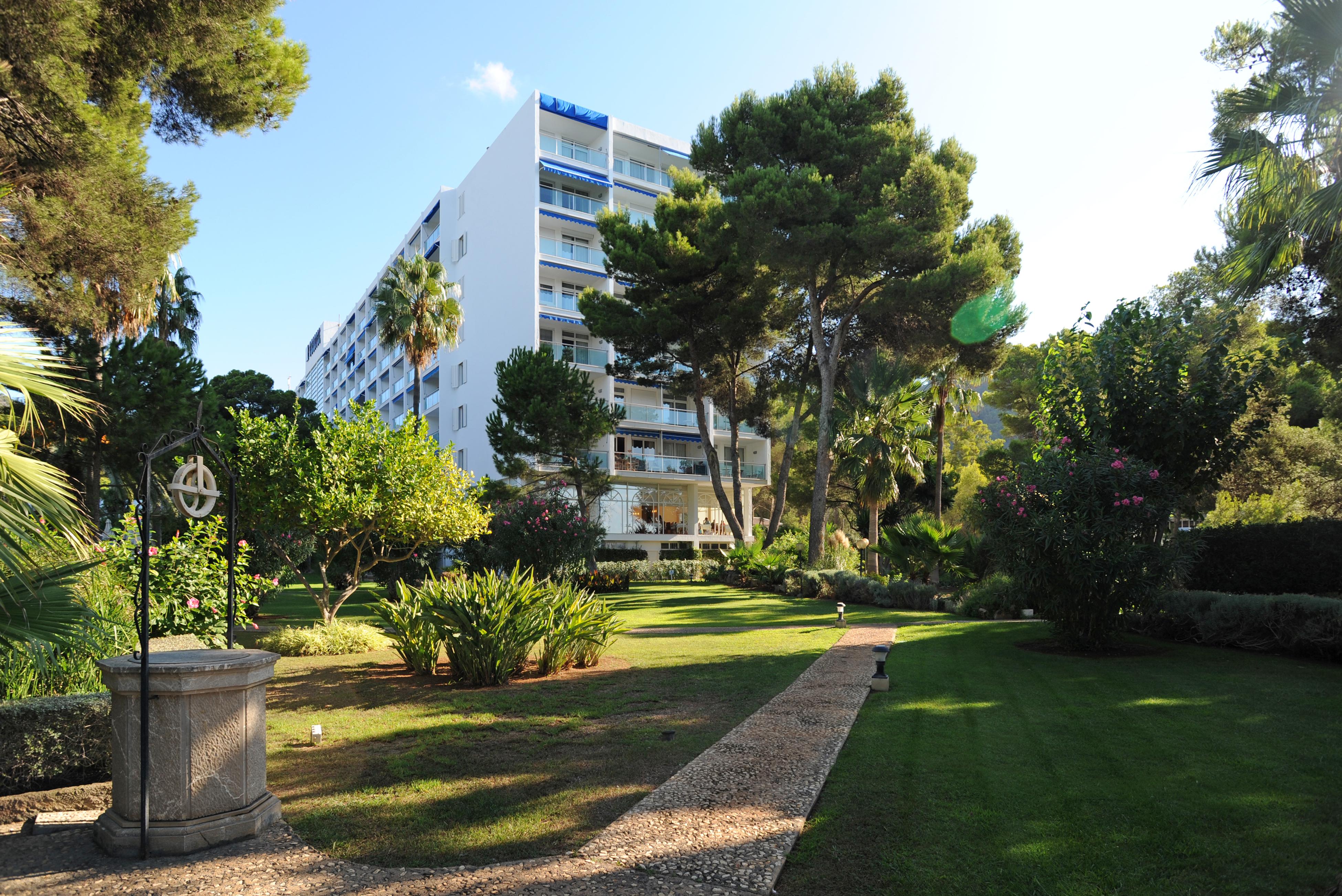 El Pueblo De Costa Dels Pins En Mallorca