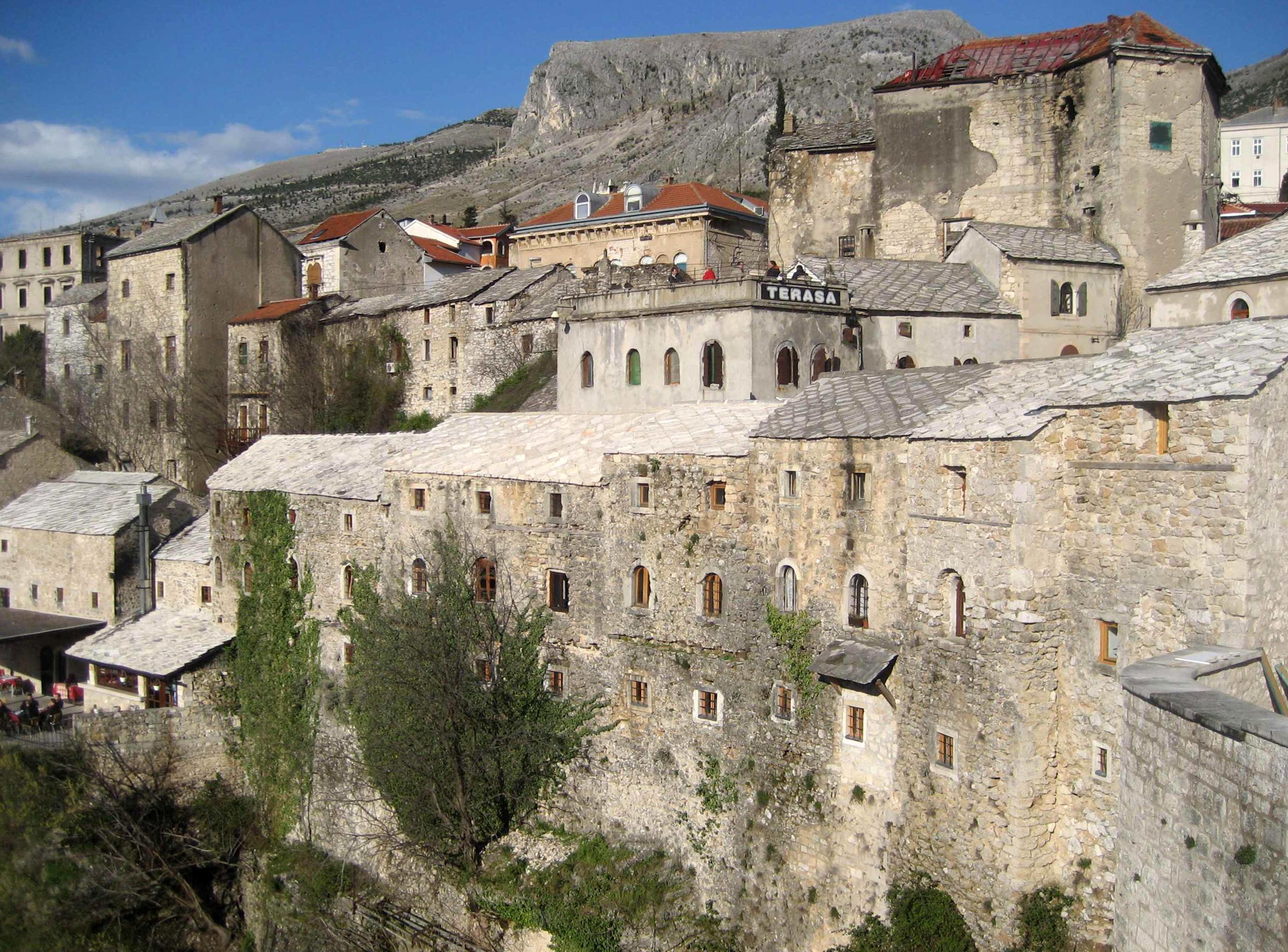 La Ville De Mostar Photos