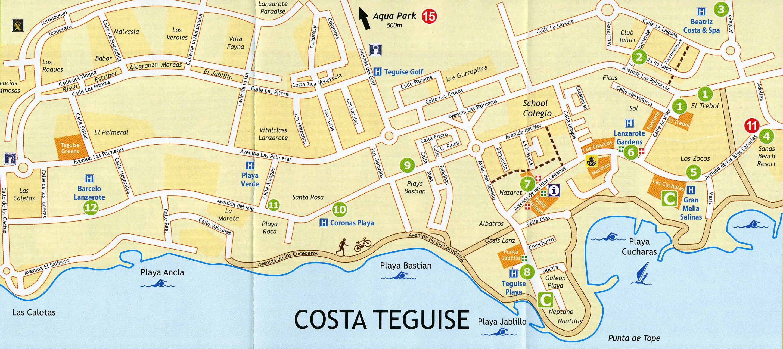Albatros Hotel Costa Teguise Lanzarote