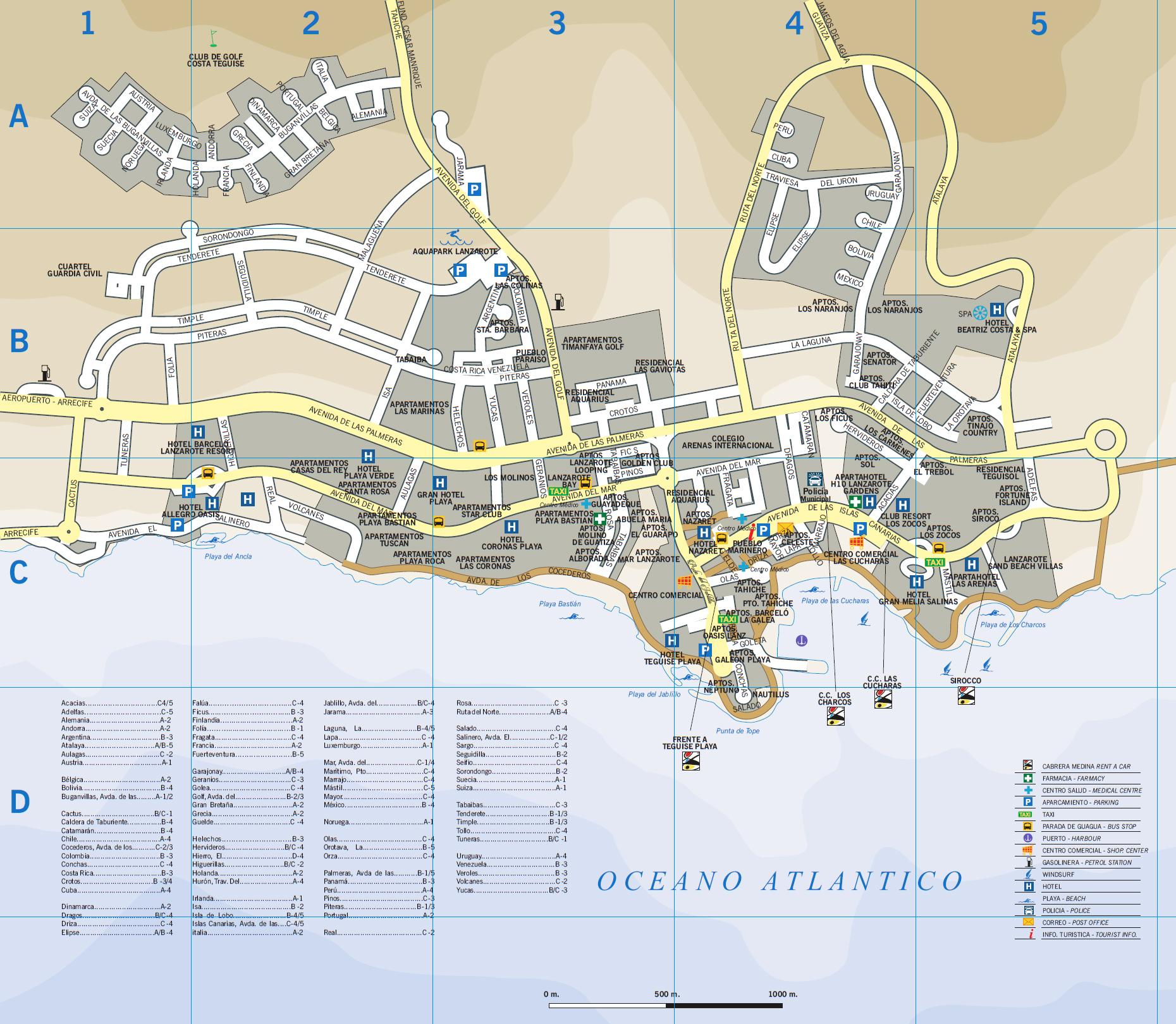 Plan Ville De Guise