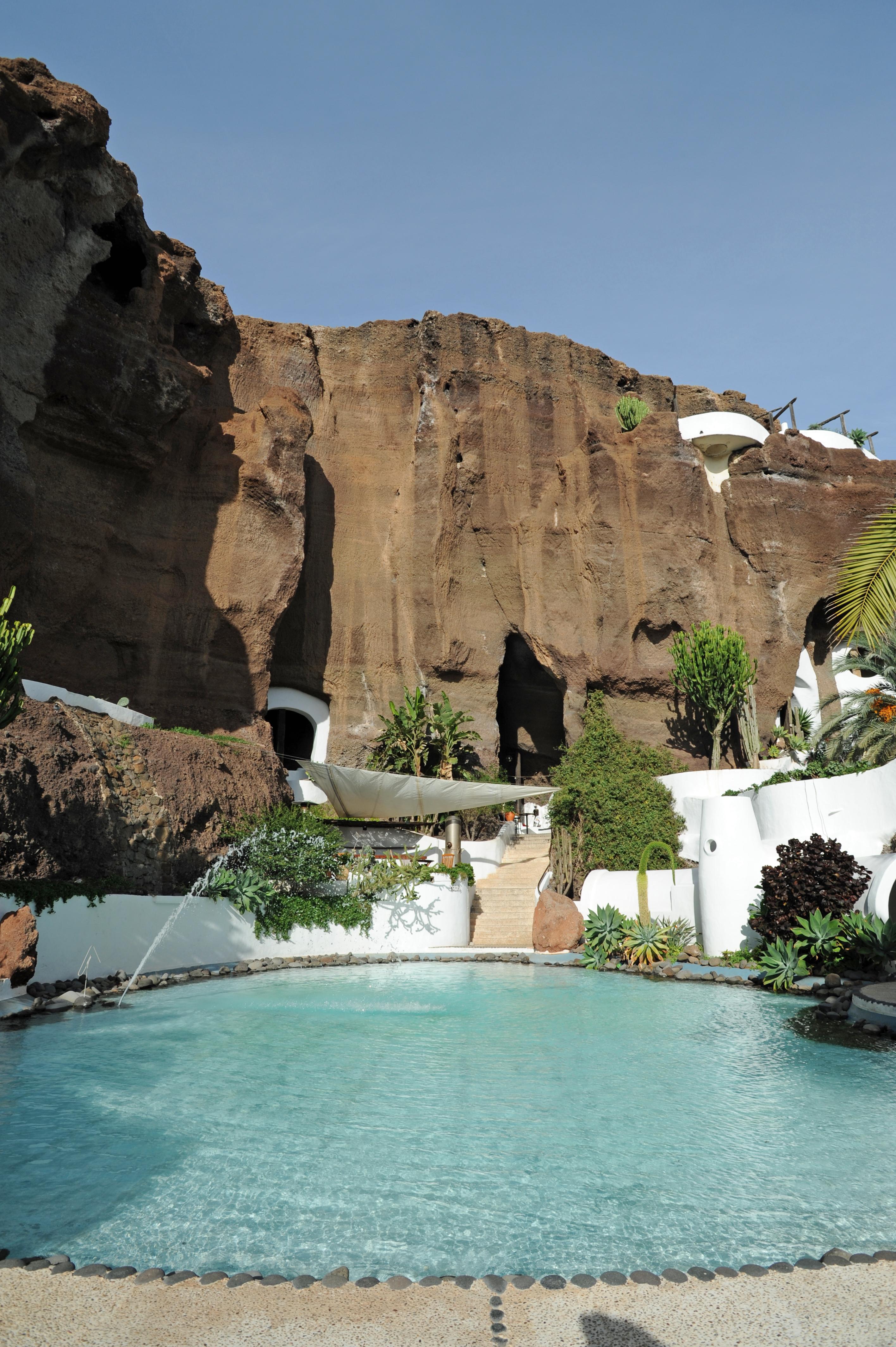 A aldeia de Nazaret e a casa de Omar Sharif em Lanzarote