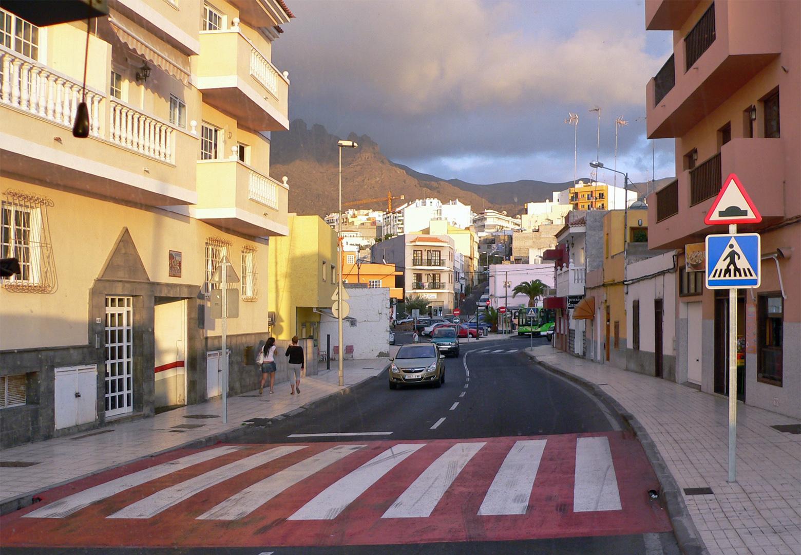 Tenerife city centre
