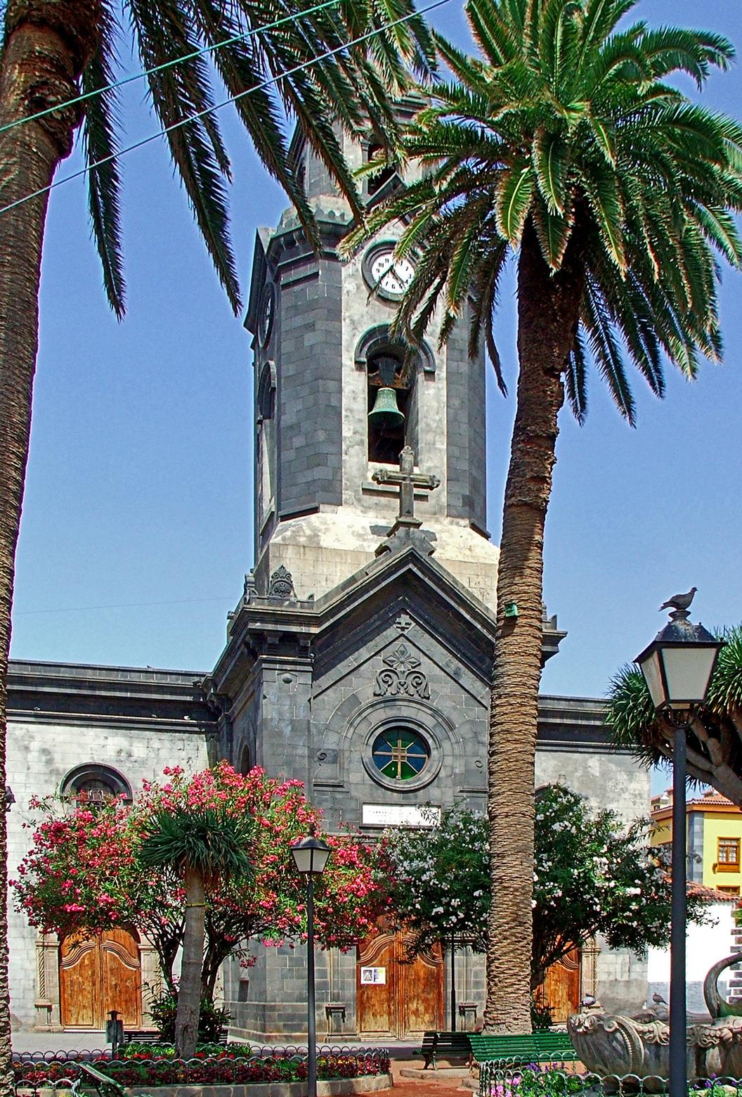 unternehmen puerto de la cruz