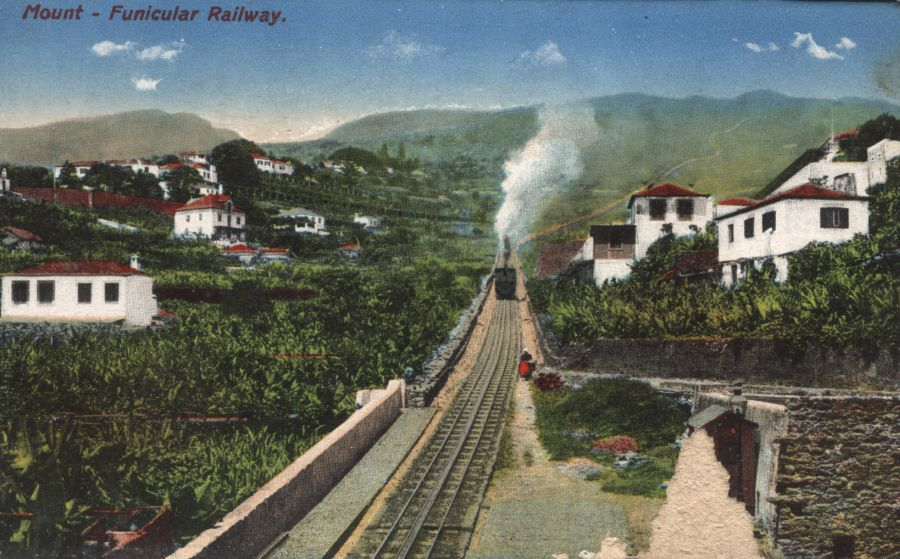Image result for monte train madeira
