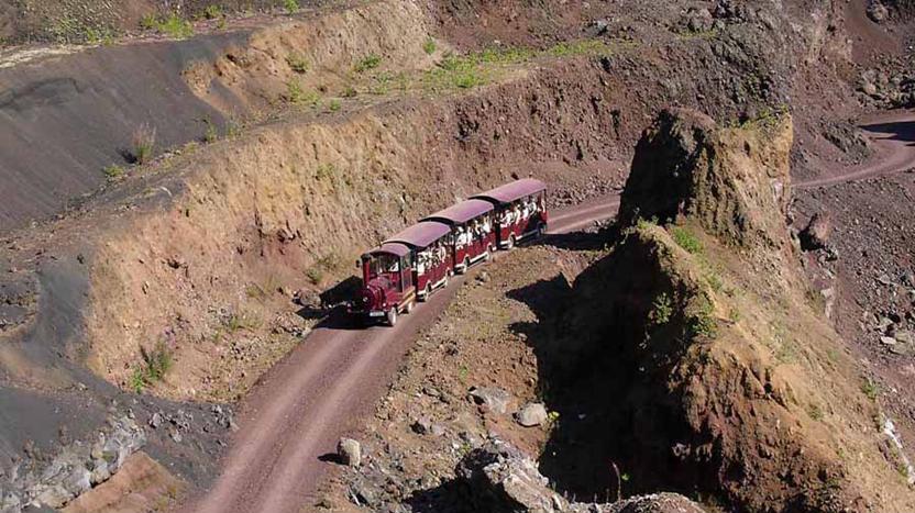 Le Puy De Lemptegy En Auvergne Visite Cliquer Pour Agrandir Limage Certaines Anciennes Carrieres