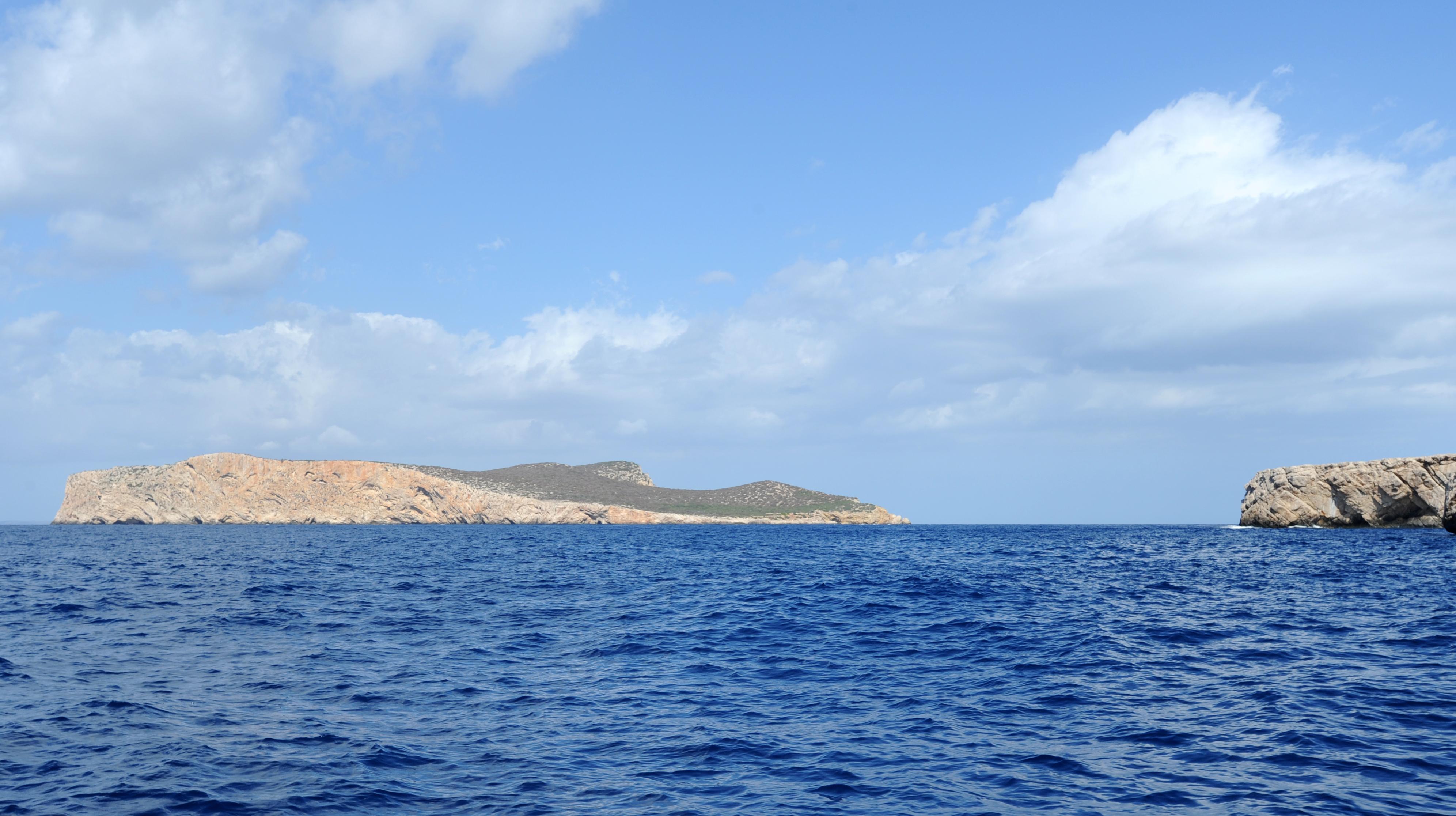 La isla de cabrera en mallorca el parque nacional - Calizas mallorca ...