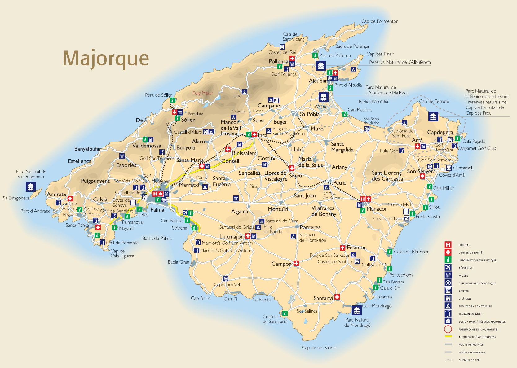 Hotel Club Majorque Bord De Mer