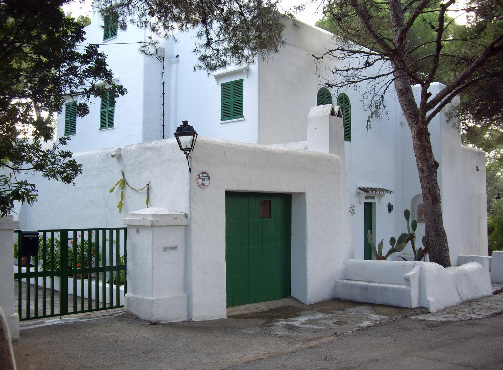 Le village de cala d 39 or majorque - Maison de charme rustique baleares ibiza ...
