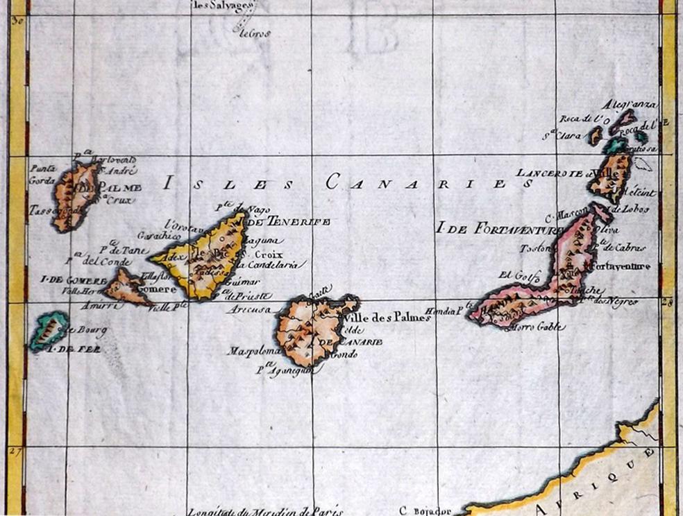 la archipel canary