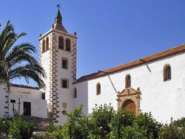 La ville de betancuria fuerteventura - Office du tourisme fuerteventura ...