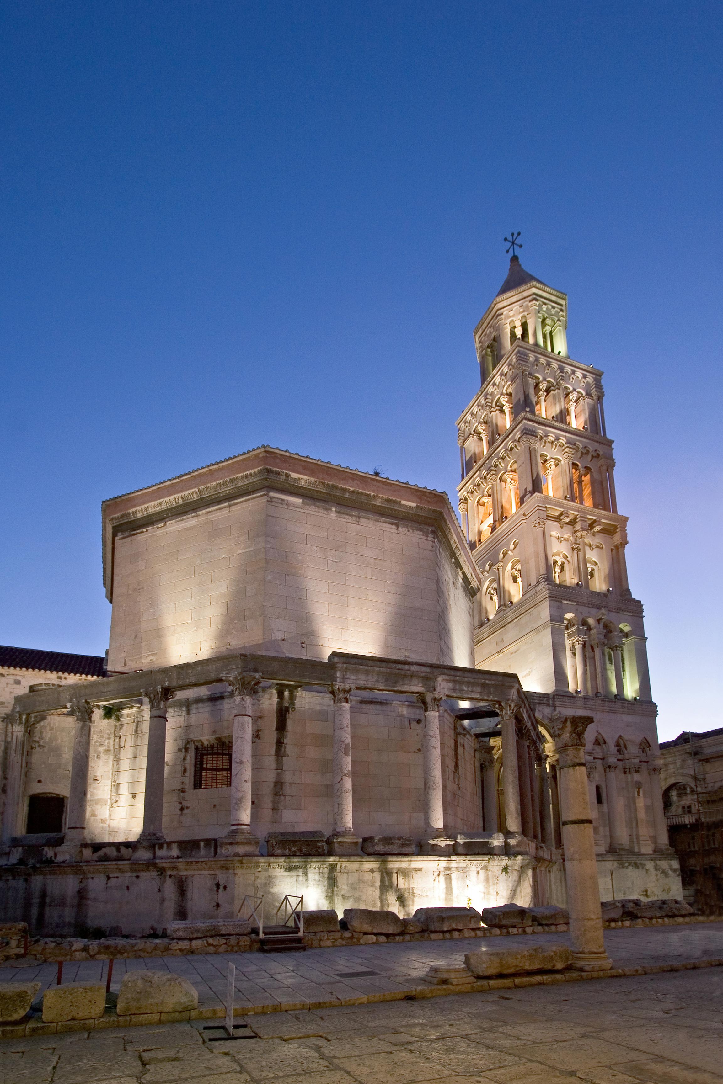 Resultado de imagen de Catedral de Split