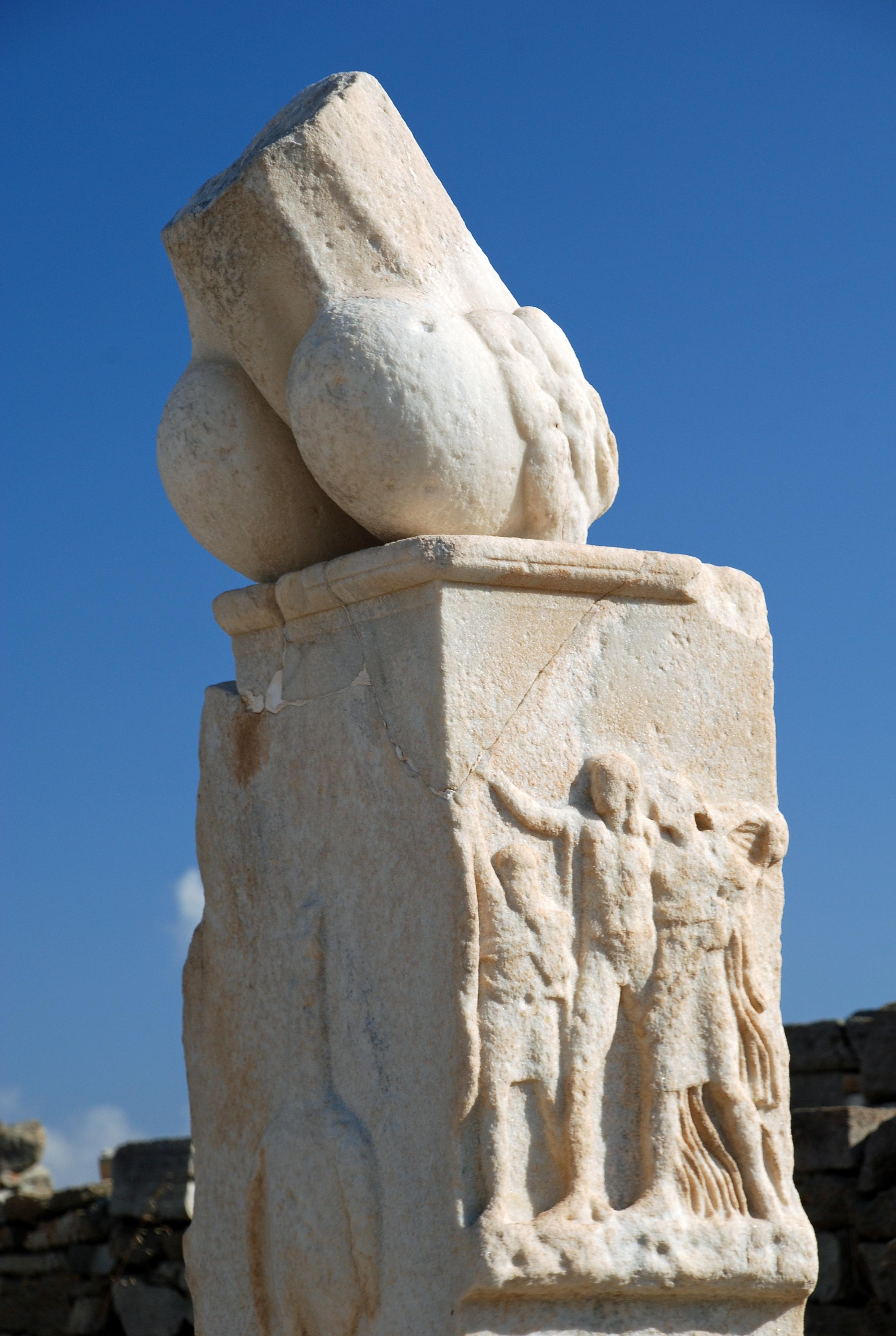 Le Sanctuaire D Apollon 224 D 233 Los En Gr 232 Ce