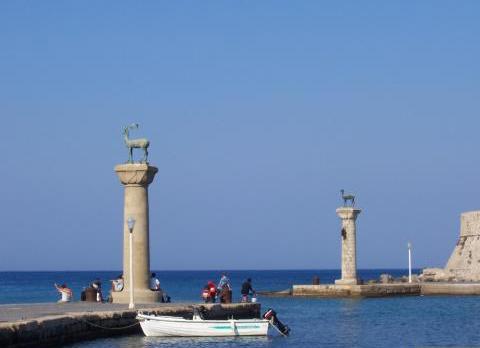 Le Port De Mandraki 224 Rhodes